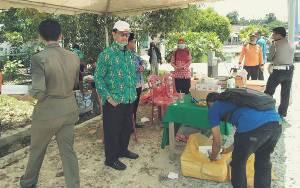 Sugiyarto Ajak Masyarakat Mampu Ikut Ambil Bagian Cegah Corona