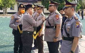 Sejumlah Pejabat Polres Seruyan Berganti