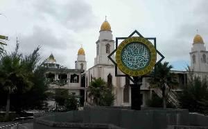Masjid Baitul Yaqin dan Masjid Nurul Iman Kasongan Tiadakan Ibadah Salat Jumat