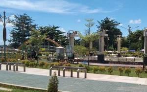 Semua Taman di Kota Palangka Raya Ditutup Akibat Wabah Covid-19