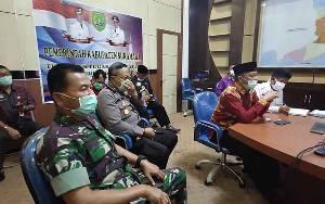 Bupati Sukamara: Kepala SOPD Cairkan Dana yang Bisa Digunakan untuk Tanggulangi Covid-19