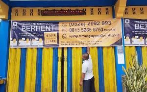 KP2KP Tamiang Layang Perpanjang Layanan Tanpa Tatap Muka