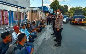 Polisi Tangkap Kelompok Pemain Judi di Palangka Raya