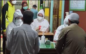 Pemeriksaan OPD Pernah Berinteraksi dengan Pasien Positif Covid-19 Berlanjut Hingga Malam Ini, 10 Orang dari Pakistan