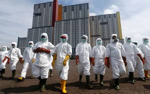 Pandemi Corona, Singapura Kirim Alat Kesehatan ke Indonesia