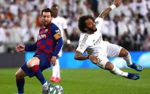 La Liga Minta Klub Potong Gaji Pemain, Tiru Barcelona - Atletico