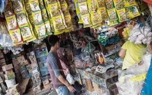 Dampak Virus Corona, Omzet Pedagang di Pasar Cempaka Putih Anjlok