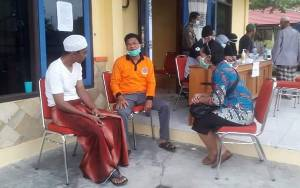 Pemkab Sukamara Berikan Pemahaman Kepada Orang Tua Tentang Isolasi Mandiri