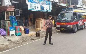 Satuan Binmas Polres Kapuas Kembali Ajak Masyarakat Patuhi Anjuran Pemerintah Cegah Covid-19