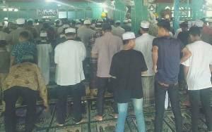 DMI Lamandau Minta Pengurus Masjid Gulung Karpet untuk Cegah Penyebaran Covid-19