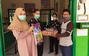 Camat Mendawai Katingan Inisiasi Buka Donasi Covid-19 untuk Disumbangkan kepada Warga Kurang Mampu