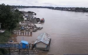 Lansia 70 Tahun Ditemukan Tewas Tenggelam di Sungai Katingan Wilayah Tumbang Sanamang