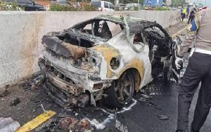 Wakil Jaksa Agung Tewas Kecelakaan Tunggal di Tol
