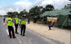 Polres Sukamara Perketat Pemantauan Keberadaan Keluar Masuk