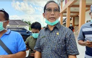 Mahasiswi Banama Tingang Berstatus PDP Corona, Pulang Pisau Jadi Zona Kuning