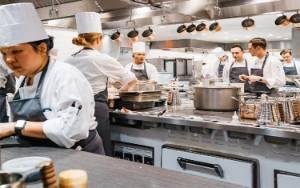 Saat Wabah, Restoran Bintang Michelin Ini Jadi Dapur Umum