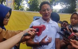 Sandiaga Uno Dorong Pemerintah Salurkan PKH Sebelum Ramadan
