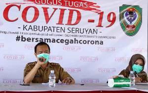 Maksimalkan Seluruh Potensi Cegah Penyebaran Covid-19 di Seruyan