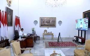 Presiden Jokowi: Narapidana Koruptor Tidak Pernah Dibicarakan dalam Rencana Pembebasan Bersyarat Narapidana