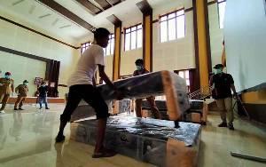 Keluarga Tim Medis Penanganan Covid-19 Jadi Perhatian Serius Bupati Kotawaringin Timur