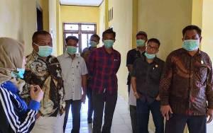 DPRD Sukamara Harapkan Sosialisasi Covid-19 Door to Door