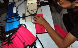 BSN Tetapkan SNI untuk Masker dari Bahan hingga Kemasannya