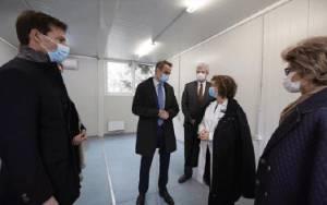 PM Yunani Sarankan Uni Eropa Beli Hak Paten Vaksin Corona