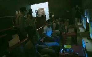 Polisi di Kobar Bubarkan Para Remaja Nekat Main Warnet di Tengah Pandemi Corona