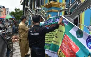Tim Satgas Covid-19 Kapuas Terus Berikan Edukasi Pencegahan Corona Untuk Warga