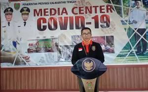 Tim Gugus Tugas Covid-19 Kalteng Khawatirkan Penyebaran dari Orang Tanpa Gangguan