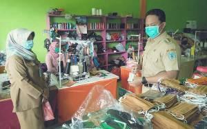 Cegah Covid-19, Pemkab Lamandau Siapkan 20.000 Masker Gratis untuk Disebar ke Masyarakat