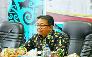 Kepala Dinas Kominfo Palangka Raya Negatif Covid-19
