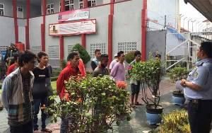 Puluhan Tahanan Lapas Kelas IIA Palangka Raya Dibebaskan