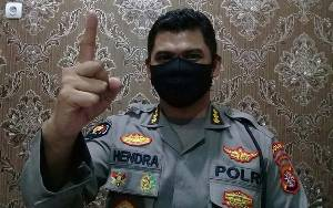 Polda Kalteng Imbau Masyarakat Tidak Pulang Kampung untuk Cegah Covid-19