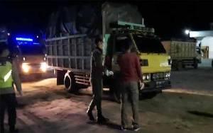Satgas Covid-19 di Pos Jaga Km 11 Tjilik Riwut Periksa Setiap Orang Masuk Palangka Raya