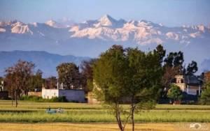 Setelah 30 Tahun, Puncak Himalaya Bisa Dilihat dari 200 Km