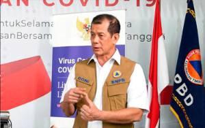 Doni Monardo: Ketua RT-Kepala Kampung Ujung Tombak Lawan Covid-19