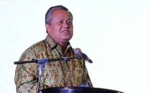 Kala Gubernur Bank Indonesia Sangat Emosional Bicarakan Corona