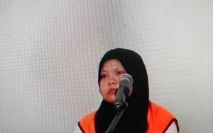 Gara-gara Ikuti Suruhan Ayah Tiri, Perempuan Sabu Terancam 6,5 Tahun Penjara