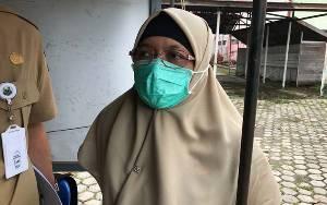Dinkes Kapuas Tunggu Hasil Laboratorium 1 PDP Covid-19 Wafat di RSUD Doris Sylvanus