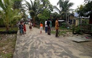 Pemkab Sukamara Adakan Operasi Sembako kepada Masyarakat Kecamatan Jelai dan Pantai Lunci