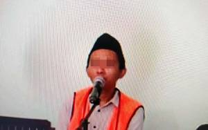 Buruh Pemilik 71 Paket Sabu Divonis 6,5 Tahun Penjara