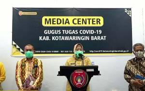 Gugus Tugas Penanganan Covid-19 Kotawaringin Barat Perketat Pengawasan hingga Desa dan Kelurahan