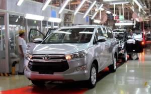Dukung PSBB, Toyota Akan Hentikan Produksi 5 Hari