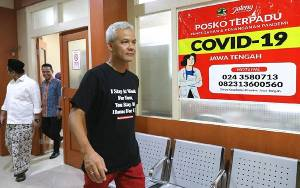 Ganjar Siapkan Antisipasi Penerapan PSBB Jakarta