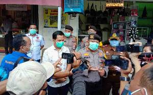 Lomba Pencegahan Covid-19 Polres Pulang Pisau Diikuti Ribuan Pedagang