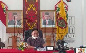 Gubernur Surati Wali Kota dan Bupati se-Kalteng Agar Segera Salurkan Beras ke Masyarakat