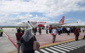Pergerakan Pesawat di Bandara Lombok Kian Merosot karena Covid-19