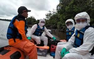 Pencarian Bocah 11 Tahun Tenggelam di Sungai Mentaya Berlanjut Hari Ini