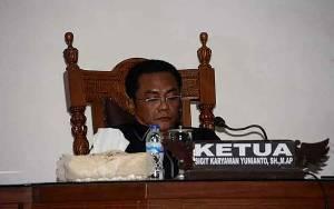 Ketua DPRD Inginkan Ada Pasar Tradisional Secara Daring di Palangka Raya